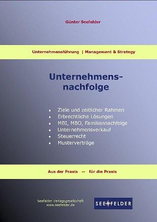 Cover Broschüre: Unternehmensführung in Recht und Betriebswirtschaft